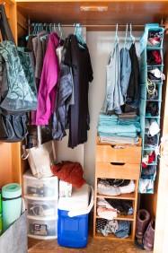 Wardrobe Open