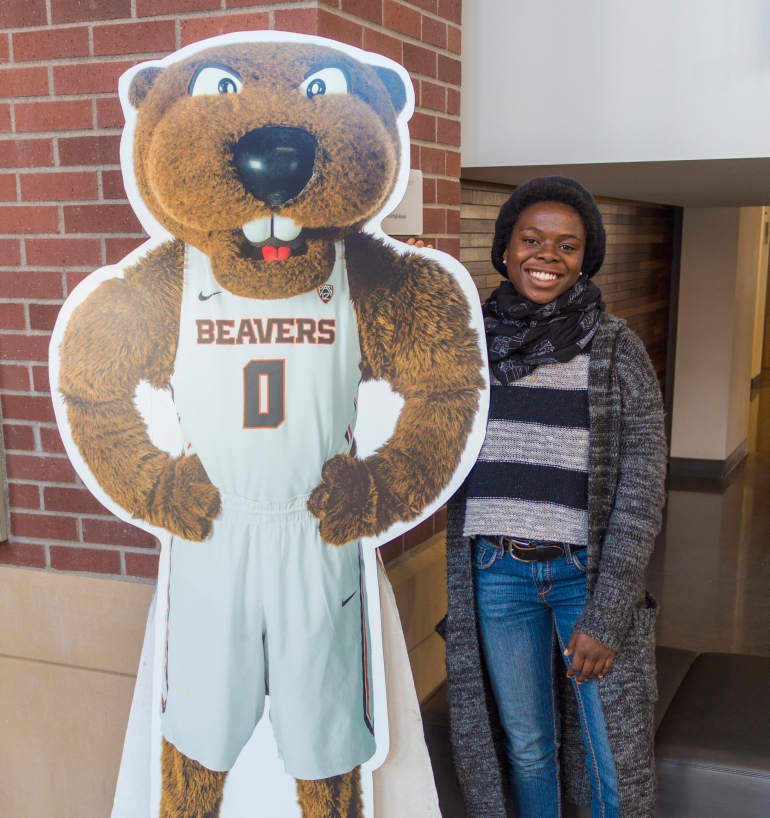 Me & Benny the Beaver