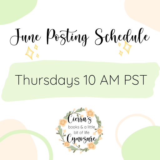 New posts every Thursday at 10 AM Pacific Standard Time